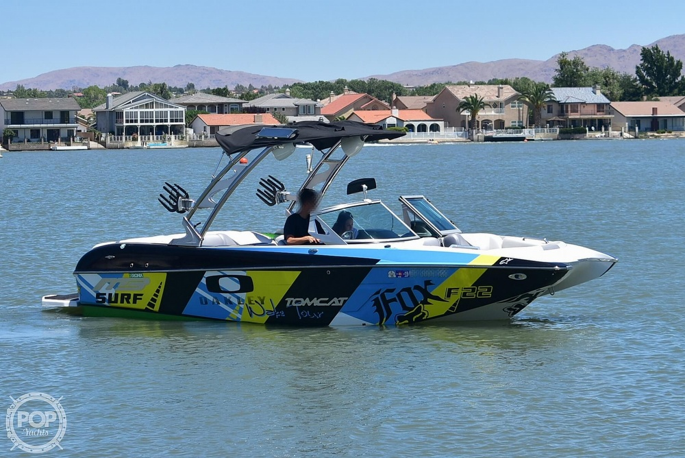 Mb Sports TomCat F22 2016 MB Sports 22 for sale in Victorville, CA