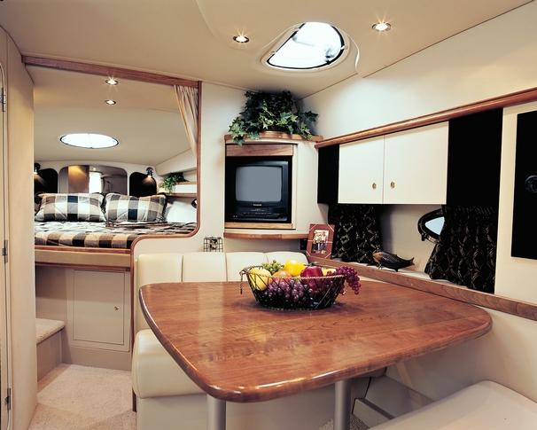 Manufacturer Provided Image: 3470 - interior