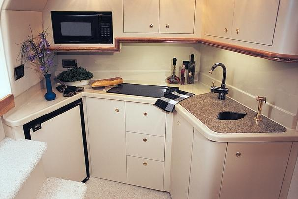 Manufacturer Provided Image: 3470 - galley