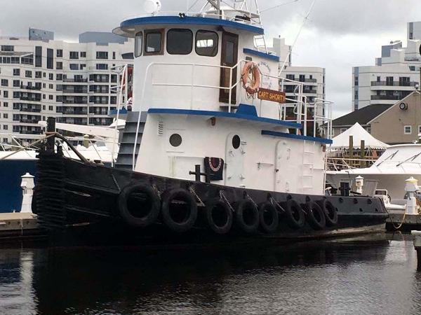 Custom Merlin Boudreaux Tug Main Profile