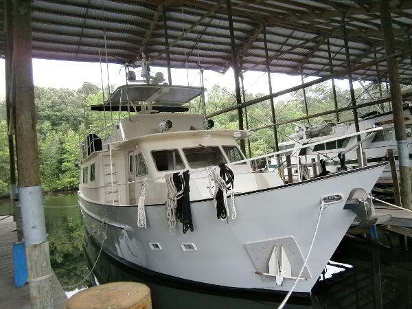Palatka 60 Steel Trawler