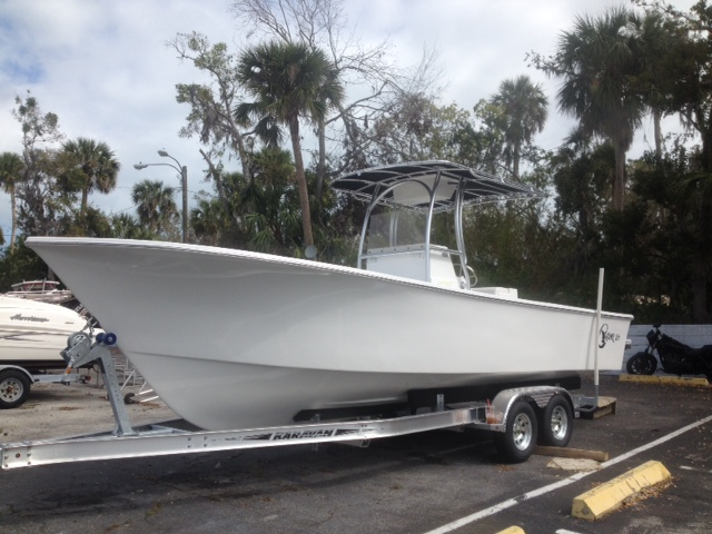 Mitzi Skiffs 17 Center Console Skiff