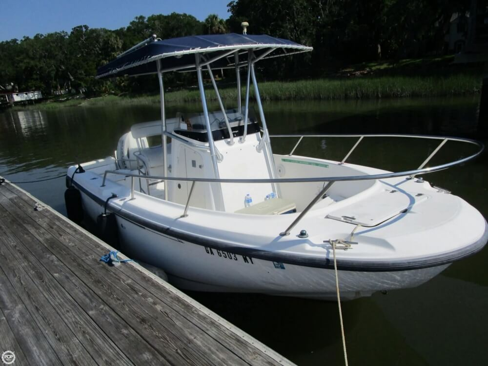 Boston Whaler 21 Outrage 2001 Boston Whaler 21 Outrage for sale in Savannah, GA