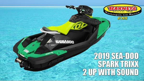 Sea-Doo Spark Trixx 2UP Sound System