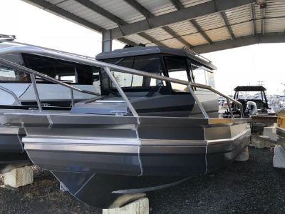 Stabicraft 2250 Ultra Centercab offshore