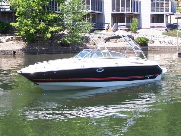 Monterey 278 SS Bowrider