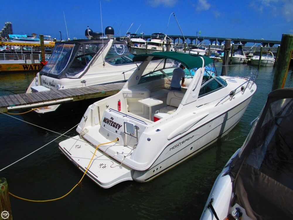 Monterey 302 Cruiser 2000 Monterey 302 Cruiser for sale in Miami, FL
