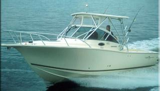 Albemarle 268 Express Fisherman Manufacturer Provided Image