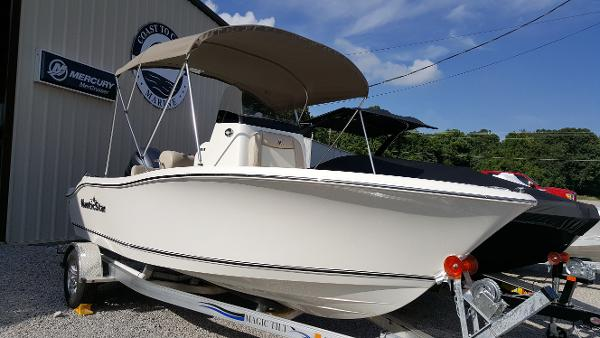 Nautic Star 19XS
