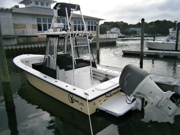 C-hawk Boats 25