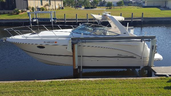 Chaparral 280 Signature Very Clean - No Bottom Paint