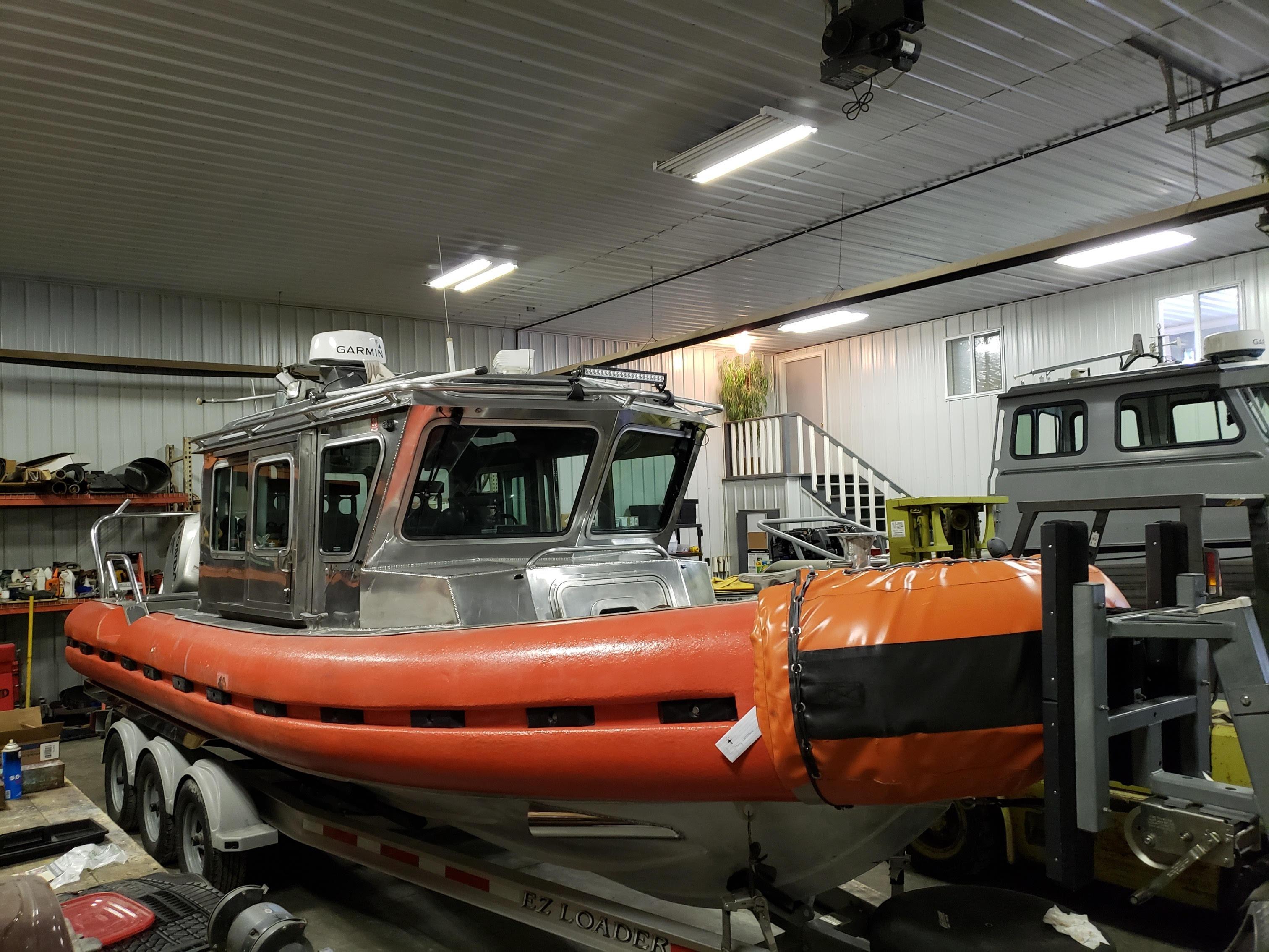 SAFE Boats SAFE 25