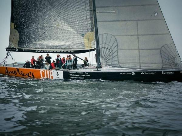 One Design America's Cup 72