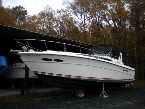 Sea Ray 390 Express Cruiser Quirt Storm