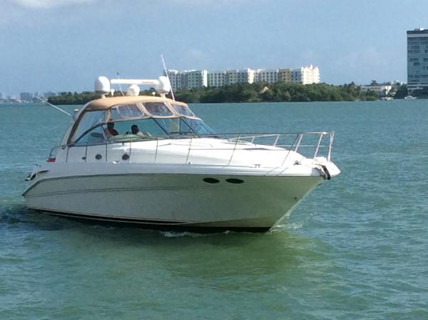 "Sea Ray 410 Sundancer 2002 410 Sundancer ""About Time"""
