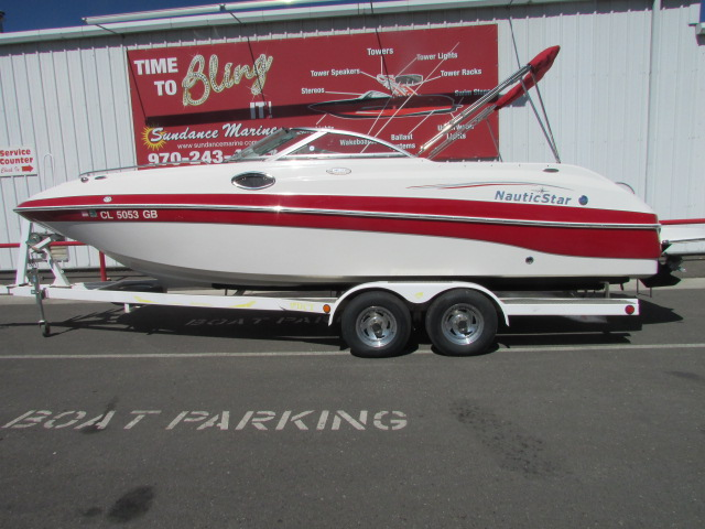 Nautic Star 230 Sport Deck