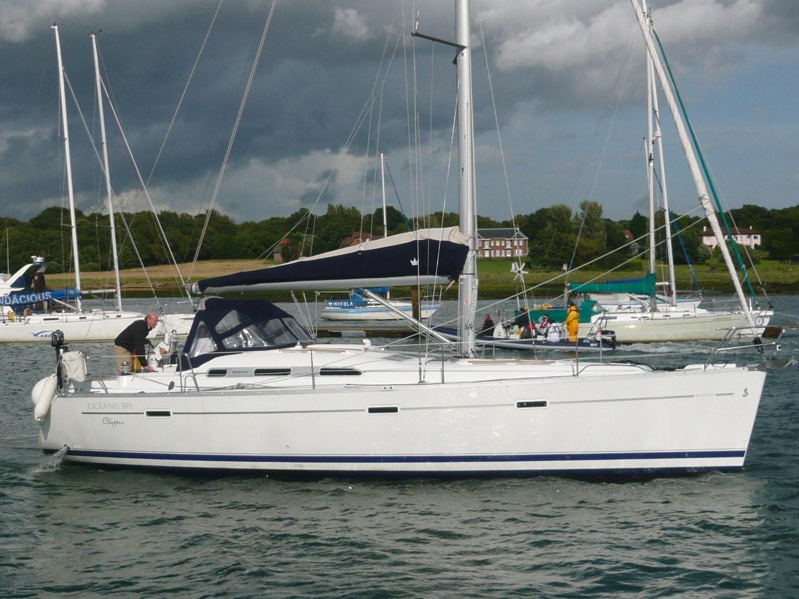 Beneteau Oceanis Clipper 393 Breezee