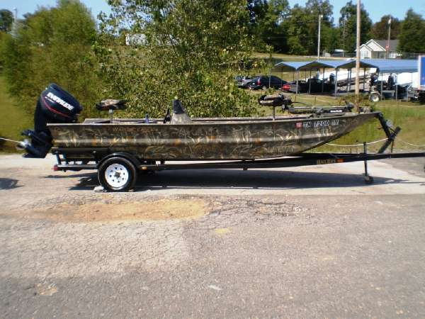 War Eagle 18 Foot - 860LDBR