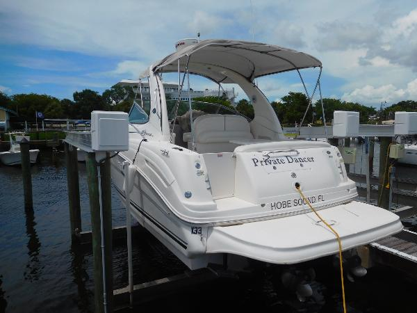 Sea Ray 300 Sundancer Private Dancer