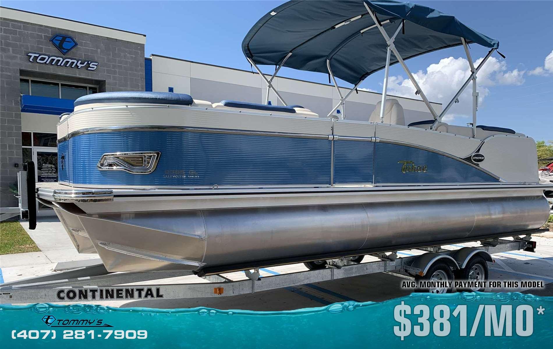 Tahoe 2385 Cascade Quad Lounger