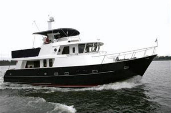 Goldwater 55 CE Trawler