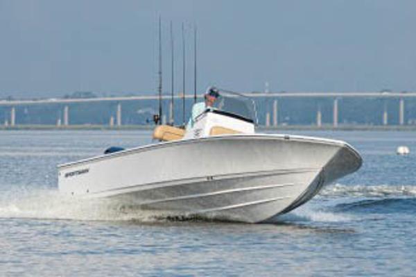 Sportsman Tournament 234 SBX Bay Boat Manufacturer Provided Image