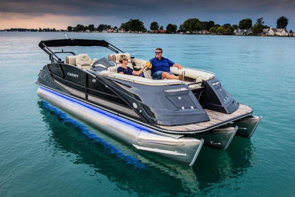 Crest Savannah 250 SLS Manufacturer Provided Image