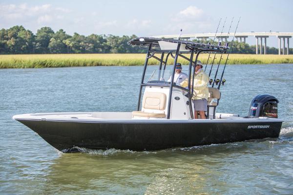 Sportsman Tournament 234 Bay Boat Manufacturer Provided Image