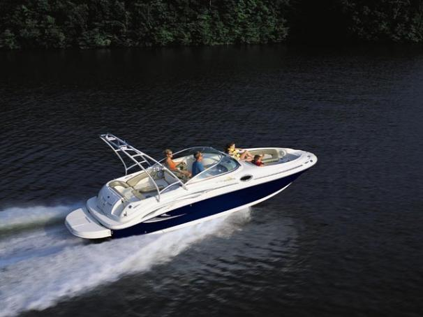 Sea Ray 240 Sundeck Manufacturer Provided Image
