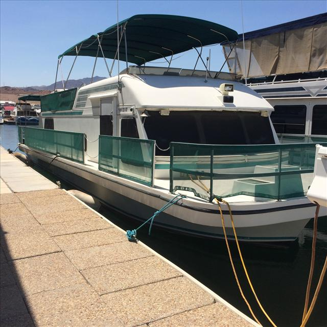 Gibson HOUSE BOAT 4400 SPORT