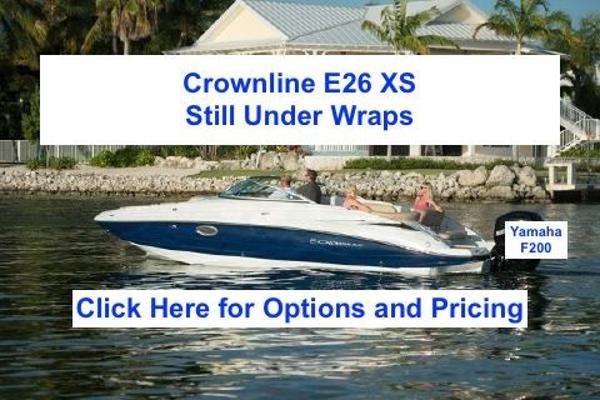 Crownline E26 XS