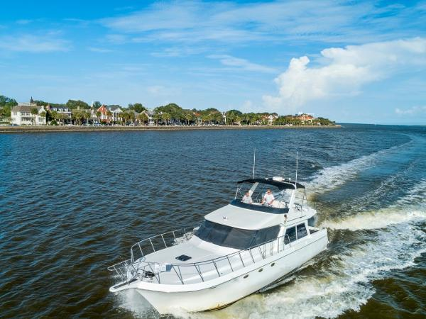 Navigator 53 Classic Motoryacht