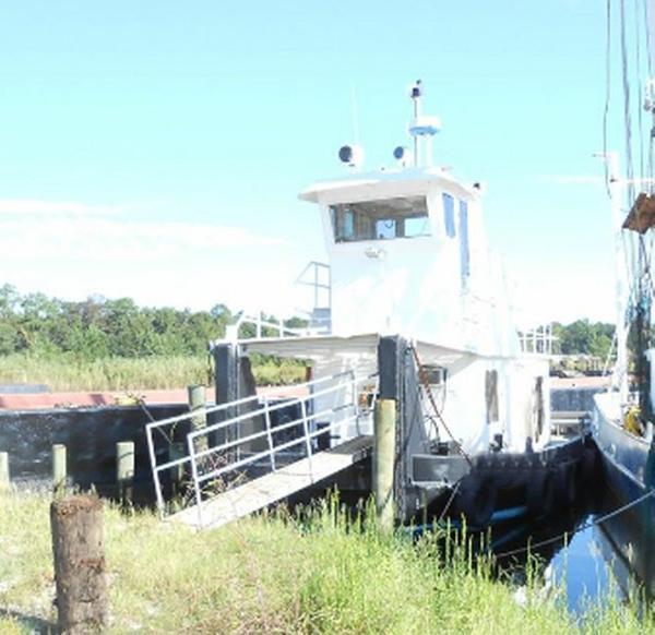 Tug Tug Boat