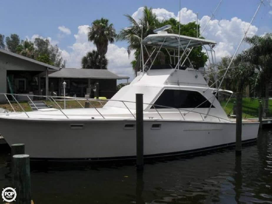 Pacemaker 40 1974 Pacemaker 40 for sale in Naples, FL