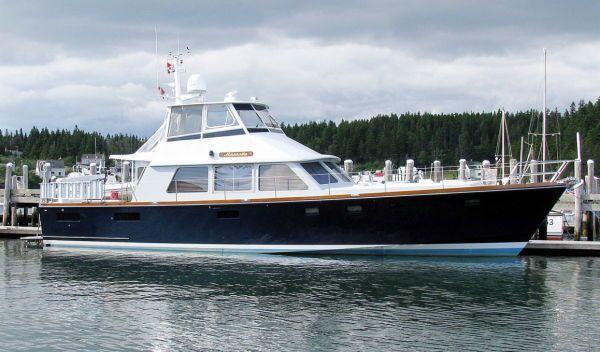 Lyman-Morse 62 Custom Cruiser