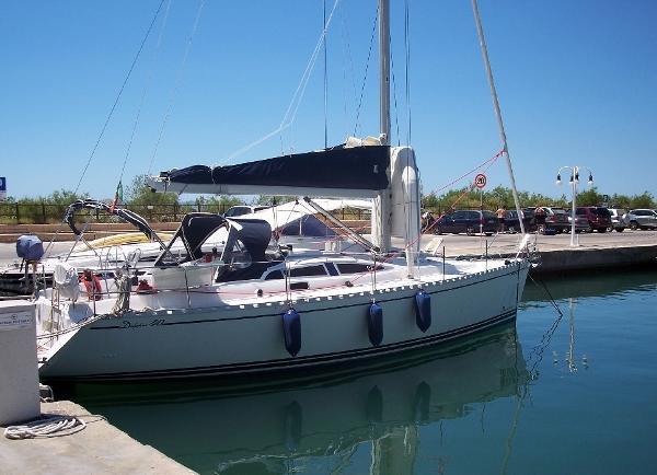 Dehong Yachts Delphia 40