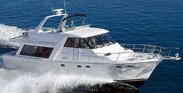 Bayliner 4788 Pilot House Motoryacht Manufacturer Provided Image