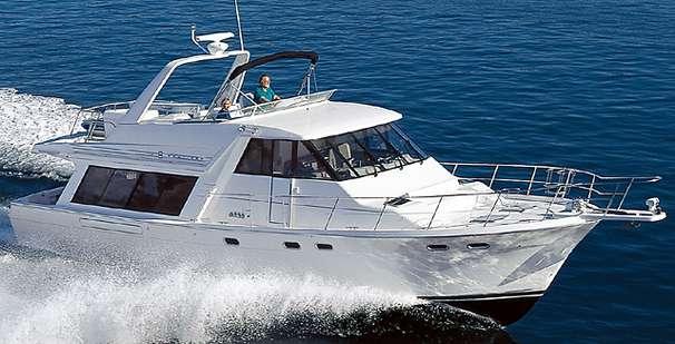Bayliner 4788 Pilot House Motoryacht Manufacturer Provided Image