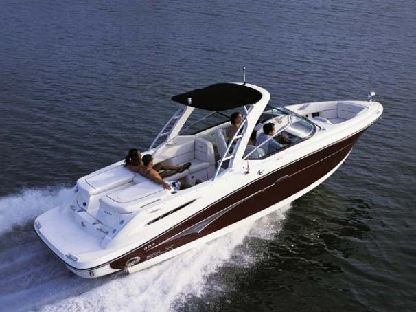Sea Ray 270 Select EX Manufacturer Provided Image