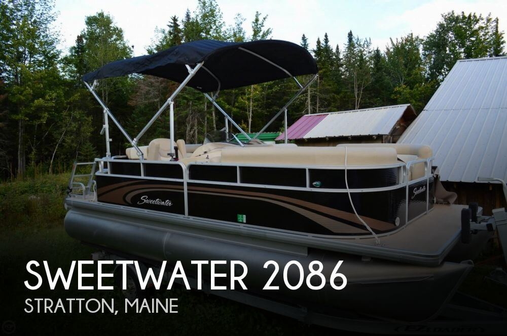 Sweetwater 2086 2014 Sweetwater 2086 for sale in Stratton, ME