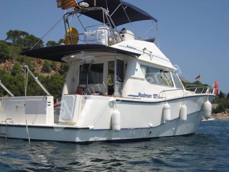 Rodman Polyships Rodman 1250 Fisher&Cruiser