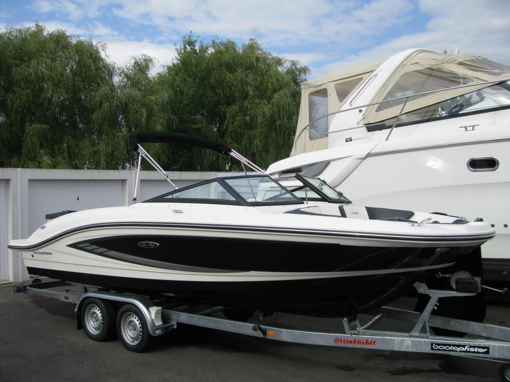 Sea Ray 210 SPXE auf Lager