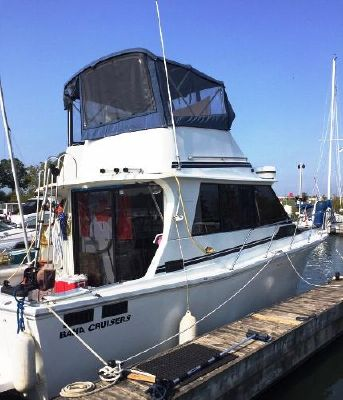 Baha Cruisers 34.5 Flybridge