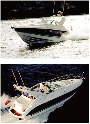 Fairline 40 Manufacturer Provided Image: Targa 40