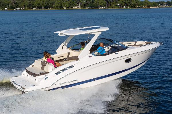 Chaparral 317 SSX Manufacturer Provided Image