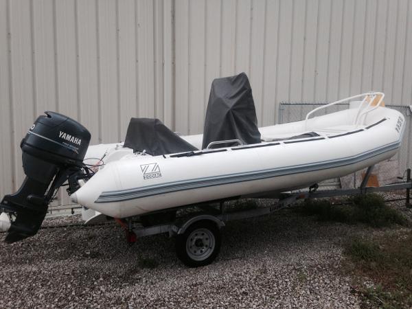 Zodiac RIB Yachtline Deluxe 480