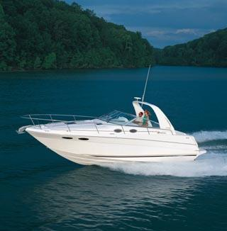 Sea Ray 290 Sundancer Manufacturer Provided Image: 290 Sundancer