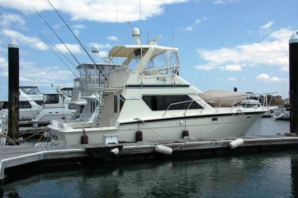 Hatteras 41 Convertible Photo 1
