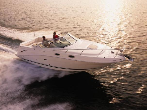 Sea Ray 270 Amberjack Manufacturer Provided Image