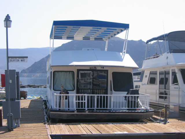 Fun Country HOUSE BOAT 56